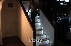 Visua Waterproof Garden LED Decking Lights Colour Changing remote control