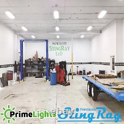 Led High Bay Light Warehouse Bright White Installation Factory Industrie Boutique Éclairage